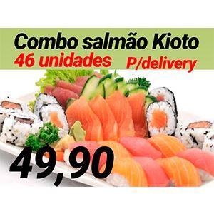 COMBO SALMÃO KIOTO
