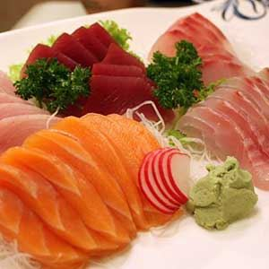 SASHIMI GOLDEN