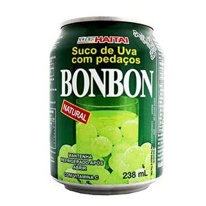 SUCO DE UVA BRANCA COM PEDAÇOS