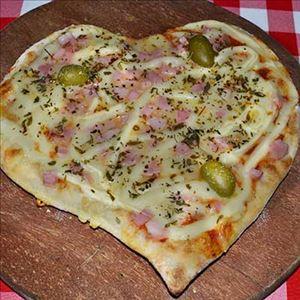 PIZZA KIDS FRANGO COM CATUPIRY
