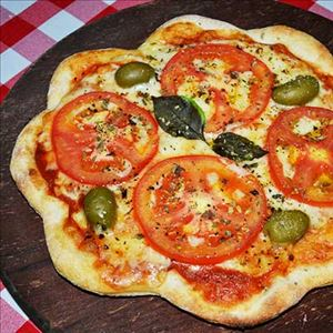 PIZZA KIDS MARGHERITA