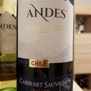 Andes Cab. Sauvignon - 2018