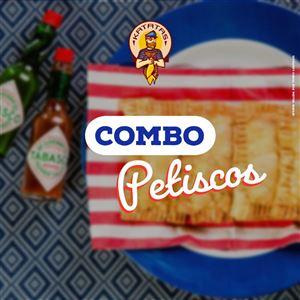 COMBO PETISCOS - MONTE O SEU