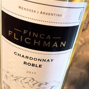 FLICHMAN - CHARDONNAY ROBLE  2017