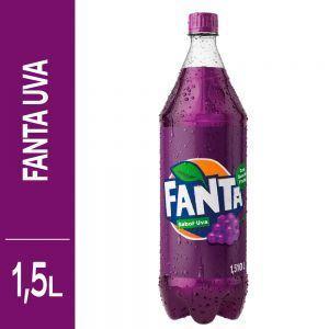 FANTA UVA  1,5 L