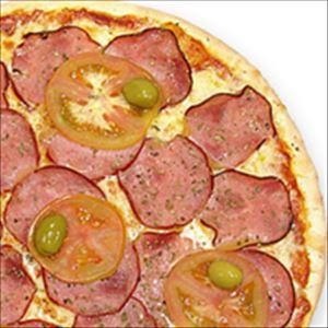 Pizza Lombinho com Mussarela
