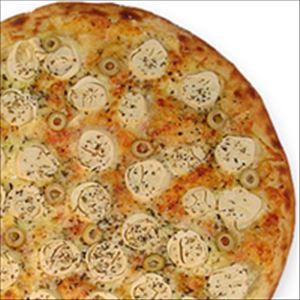 Pizza Palmito com Mussarela