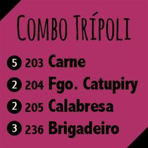 COMBO TRÍPOLI