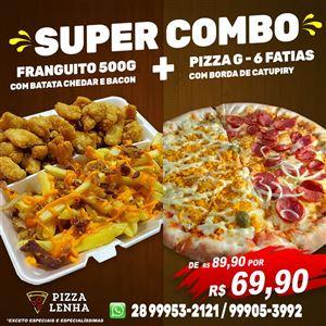 COMBO PIZZA + FRANGUITO