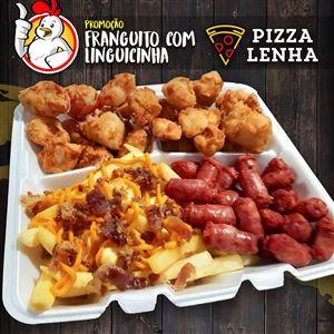 FRANGUITO 500G COM LINGUICINHA E BATATA