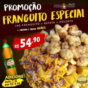 PROMO 6B FRANGUITO 1KG + BATATA + POLENTA