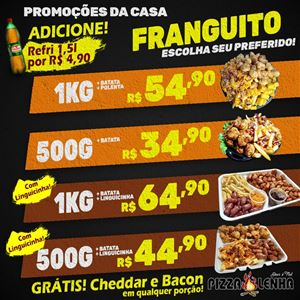 PROMO DA CASA FRANGUITO