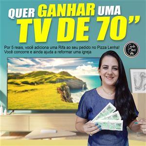 """RIFA TV 70"""""""
