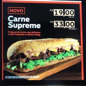 Carne Supreme