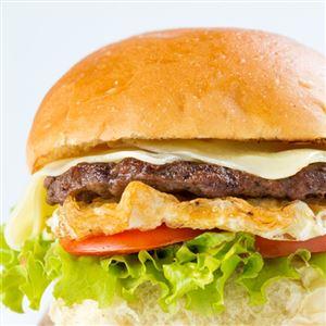 Hambúrguer de Leve
