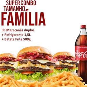 Super Combo Tamanho Família