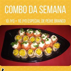 COMBO DA SEMANA
