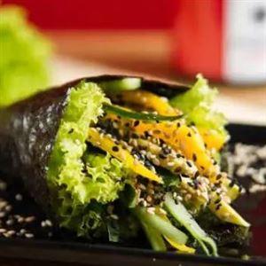 12 - Temaki Vegetariano