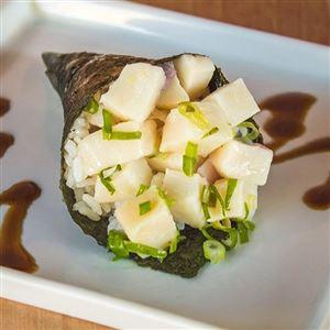 18 - Temaki Peixe Branco com Limão