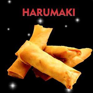 Harumaki de Banana(4 unidades) - Promoção