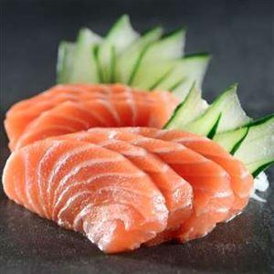 Nº 1 Sashimi Salmão