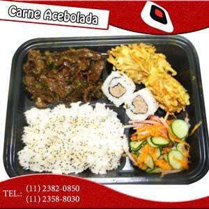 Nº 11 Teishoku Carne Acebolada