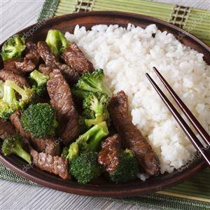Nº 2 Carne com Brócolis