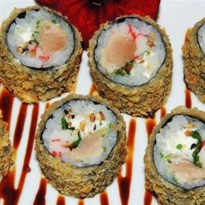 Nº 2 Hot Roll Tuna