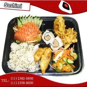 Nº 2 Teishoku Sashimi