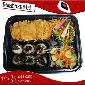 Nº 9 Teishoku Hot