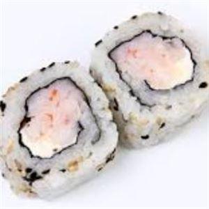 Uramaki peixe branco