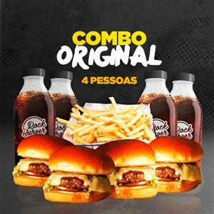 COMBO ORIGINAL ( 4 PESSOAS)