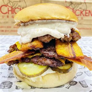 BURGER DA SEMANA BIG BACON SMASH BURGER
