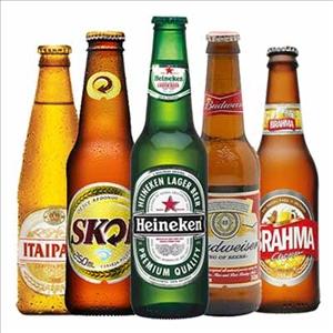 Cerveja e Long Neck