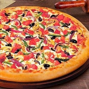 Pizza Vegetariano