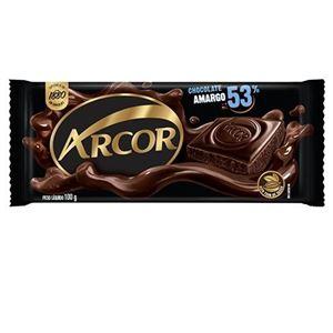 Chocolate Amargo 53% 100g - ARCOR