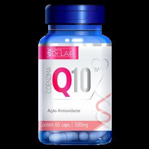 COENZIMA Q10 ação antioxidante Dr. LAIR