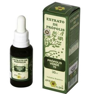 Extrato De Própolis Verde 70% 30Ml - Apis Flora