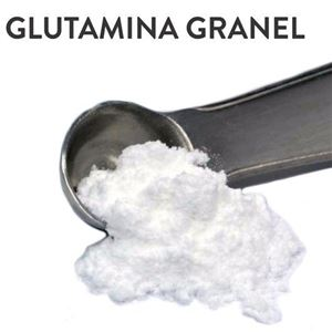 Glutamina Pura L-glutamina Pó Pura 100g - 100% Glutamina