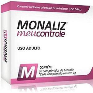 Monaliz Meu Controle 30 comprimidos