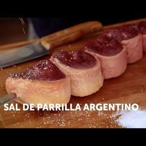 SAL PARRILLA ARGENTINO BRANCO EXTRA 100G (Cod 1012)