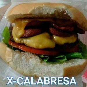 X-Calabresa