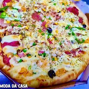 PIZZA MODA DA CASA