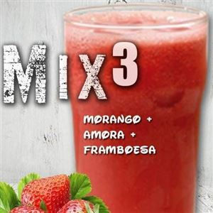 SUCO DA FRUTA SUPER MIX - 400ML