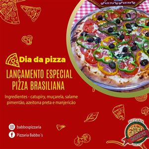 PIZZA BRASILIANA