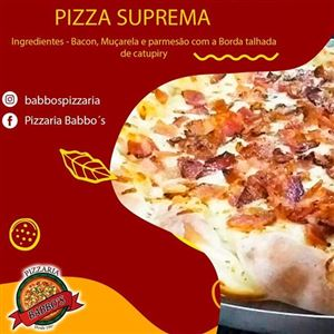 PIZZA SUPREMA