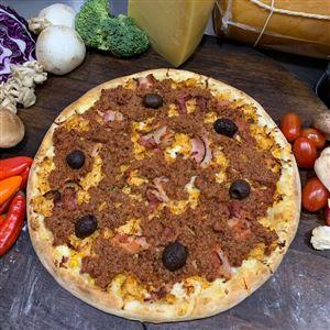 PIZZA GALINHA À BOLONHESA