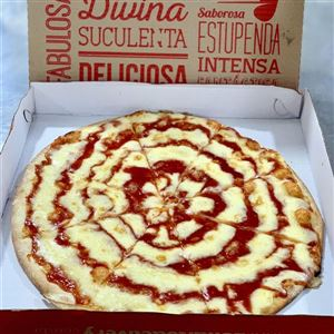 PIZZA ROMEU E JULIETA