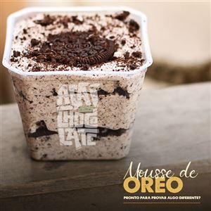 MOUSSE DE OREO