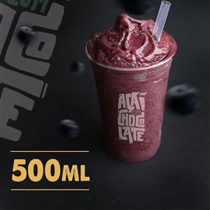 SMOOTHIE DE AÇAÍ - 500ML